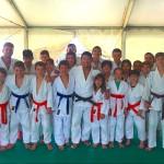 judo camp Cesenatico Robur