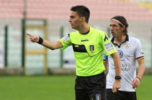 Michele Delrio arbitro