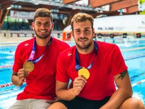 Vincenzo Dolce e Gianmarco Nicosia campioni del mondo