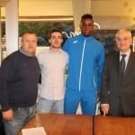 Ali Chituru e Alessio Comel cus insubria atletica
