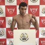 Camacho's Boxing Night Vachridze