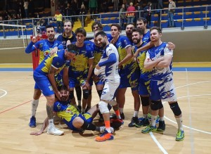 caronno pertusella volley maschile b