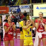 UYBA-Brescia 16 leonardi dito infortunato