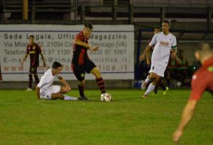 BESOZZO CALCIO COPPA ITALIA VERBANO VS. VERTOVESENELLA FOTO