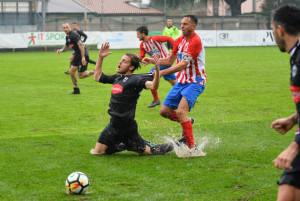 VENEGONO SUPERIORE CALCIO ECCELLENZA VARESINA VS. ACCADEMIA PAVESENELLA FOTO