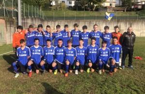 Allievi U16 Prov Valceresio