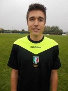 Nicola Donda arbitro
