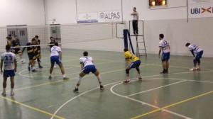 pro patria pallavolo serie C vs Cus Pavia