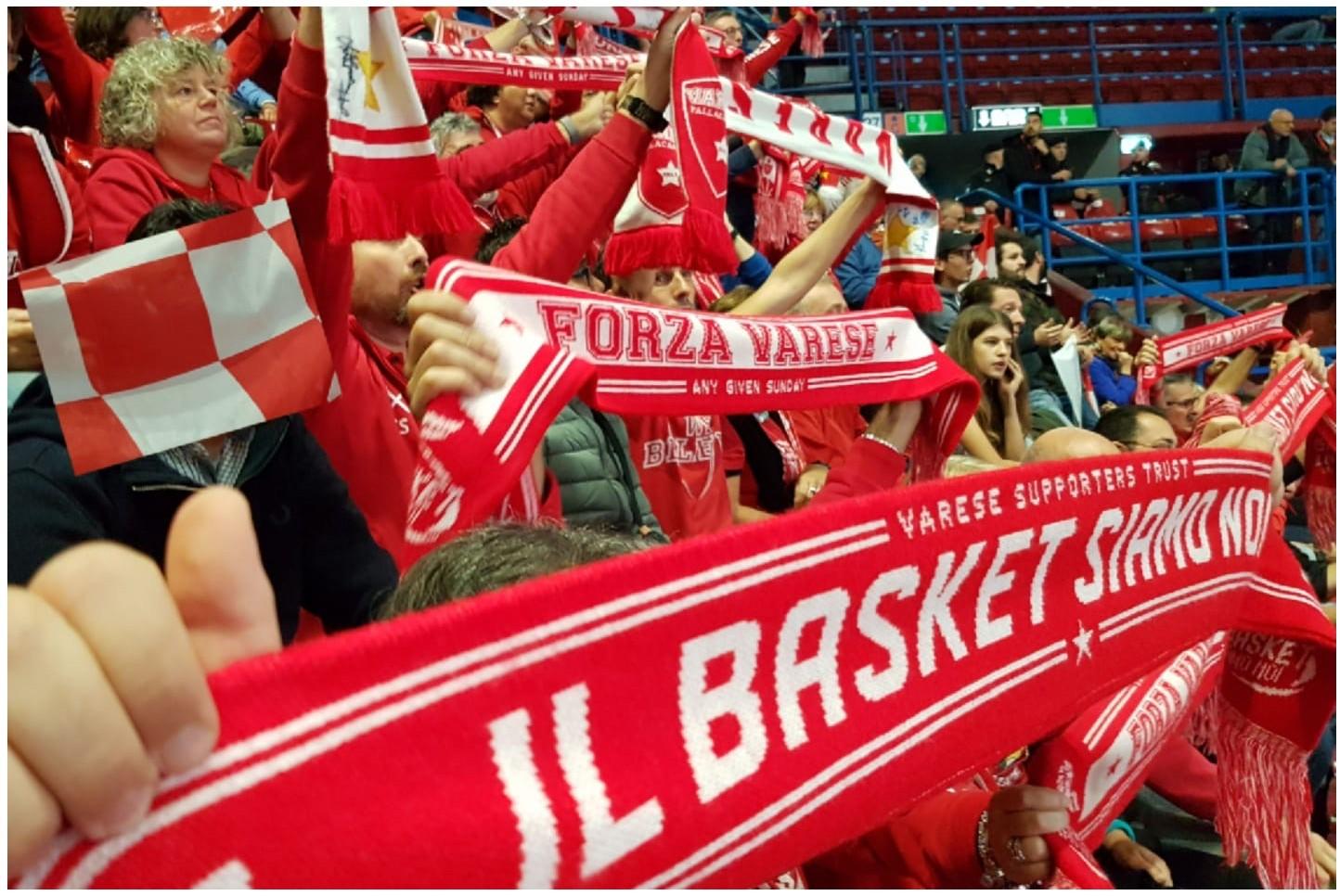 Obiettivo 1600 tifosi, riparte la campagna abbonamenti di Pallacanestro Varese