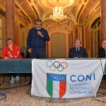 Consegna benemerenze sportive del CONI 2018 03