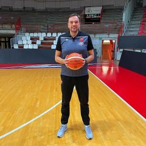 Milan Josic coach academy varese