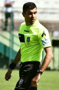Tommaso Zamagni Arbitro