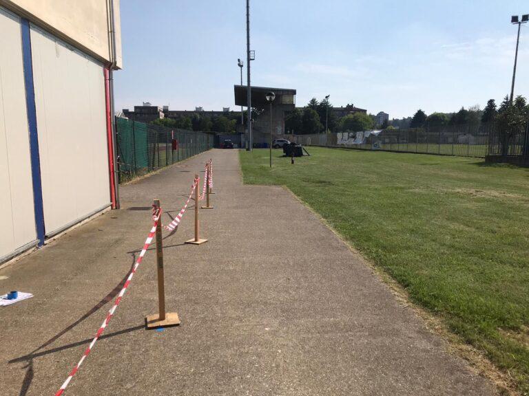 """Malpensa Rugby e Atletica Gallaratese: oggi si aprono i cancelli dello stadio: """"Viva lo sport"""" – FOTO"""