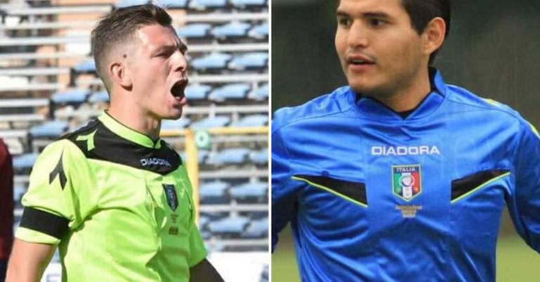 Fischietti ok nel varesotto. Calzavara promosso in Serie C e non solo…