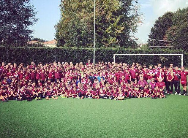"""Torino Club, Sandri: """"Abbiamo a cuore i nostri ragazzi"""". Venti squadre, casella dei mister completa"""