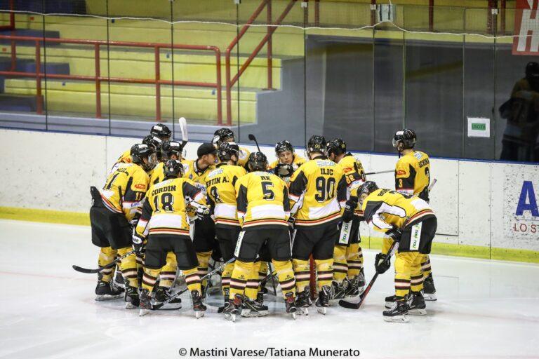 Mastini in campo il 19 dicembre. Nuova formula per il campionato di Hockey