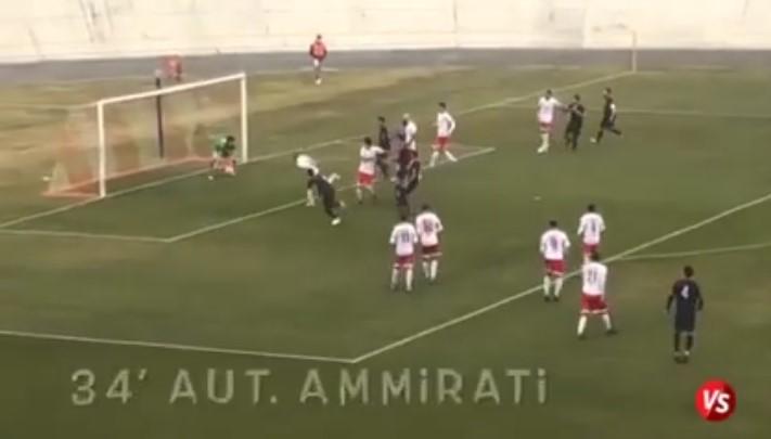 Highlights Città di Varese – Vado 0-2