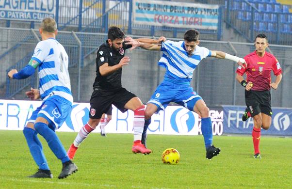 Dominio senza gol. Pro Patria incartata dal Grosseto (0-0)
