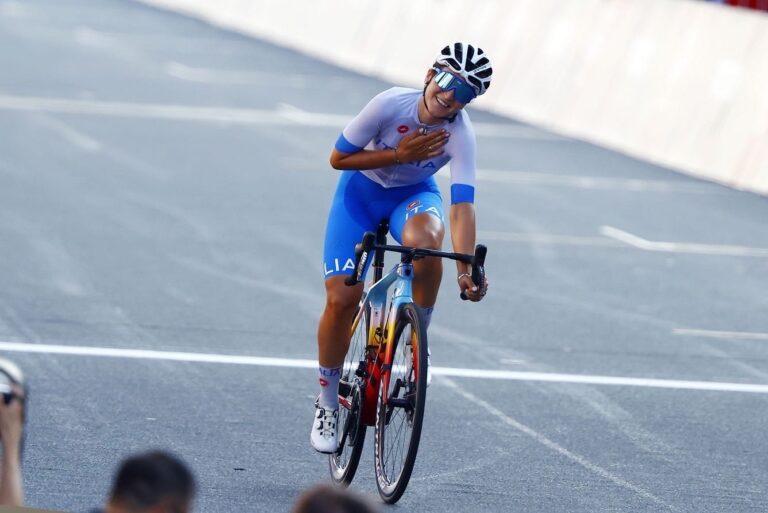 Olimpiadi, bis di bronzo per Elisa Longo Borghini