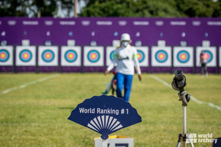 Chiara Rebagliati super nella prima giornata di tiri alle Olimpiadi