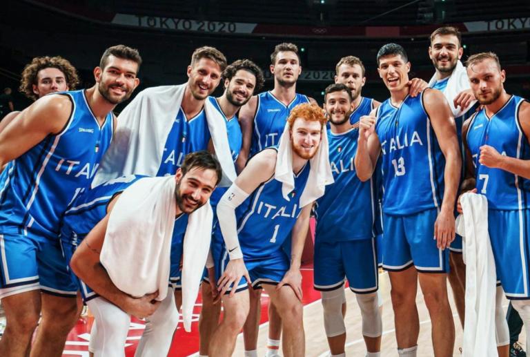 Olimpiadi, trionfo dell'Italbasket all'esordio a Tokyo