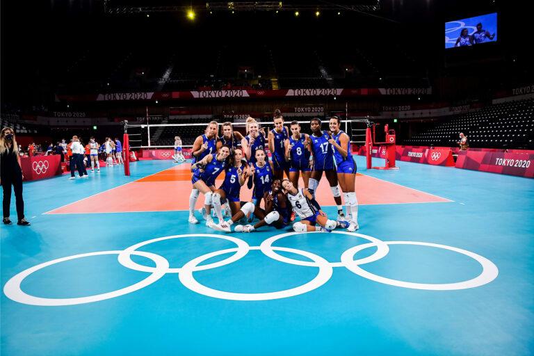Olimpiadi, buona la prima per l'Italia di Caterina Bosetti