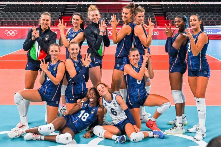 Olimpiadi, tre su tre per l'Italia di Caterina Bosetti