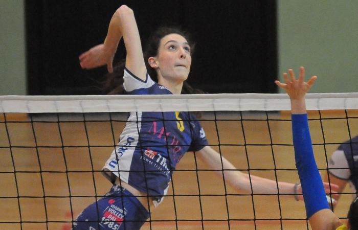"""Chiara Landucci, una Cocca per la Futura Volley: """"Determinazione e positività le mie armi"""""""