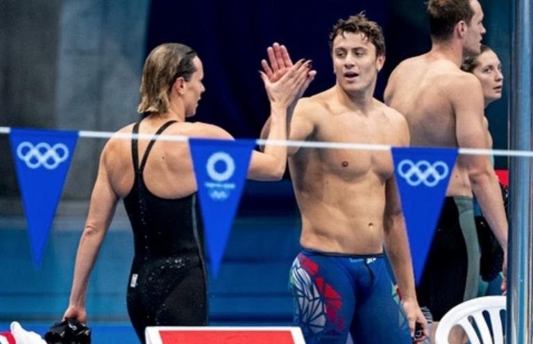 Olimpiadi, 4×100 mista mixed da record. Martinenghi sfiora un'altra medaglia