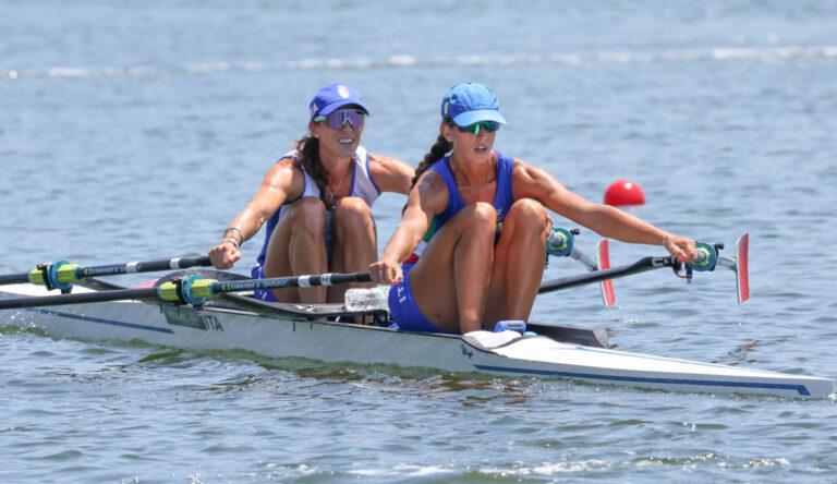 Olimpiadi, il doppio di Chiara Ondoli si ferma. Sarà finale B
