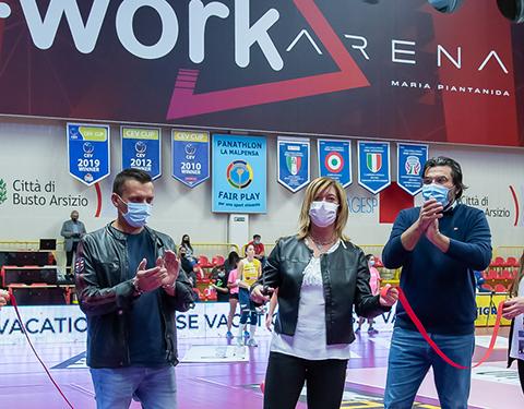 """Pirola, grido d'allarme: """"Impossibile aprire la campagna abbonamenti"""". L'e-work Arena rischia di restare chiusa"""