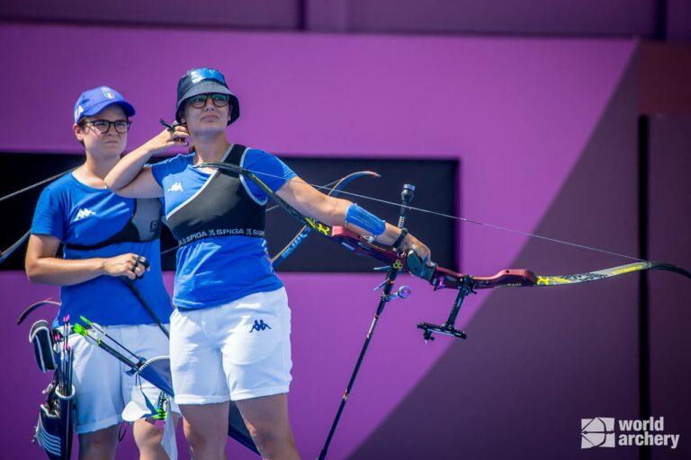 Olimpiadi, la nazionale femminile di Tiro con l'Arco è fuori