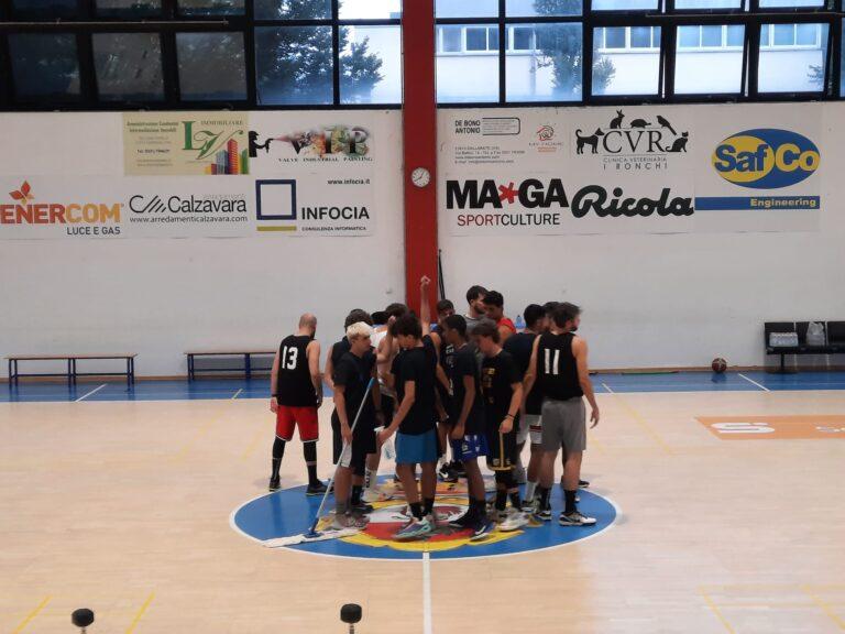 Continua il pre campionato di vittorie per il BasketBall Gallarate che batte Venegono 74-55
