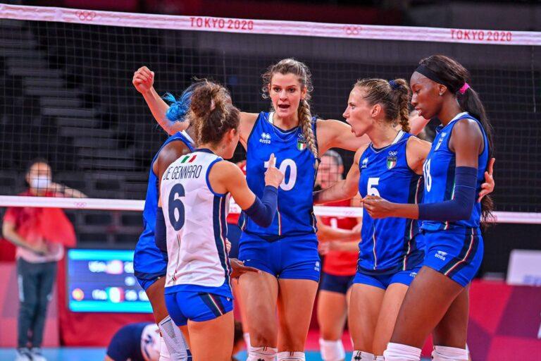 Euro volley 2021: Serbia annientata, l'Italia è sul tetto d'Europa