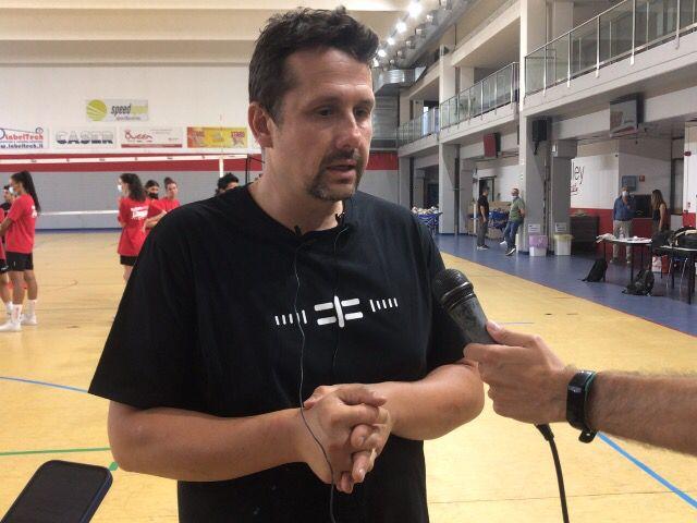 """Futura Volley Giovani, coach Lucchini accetta la sfida: """"Squadra esperta e oversize per provare a vincere"""""""