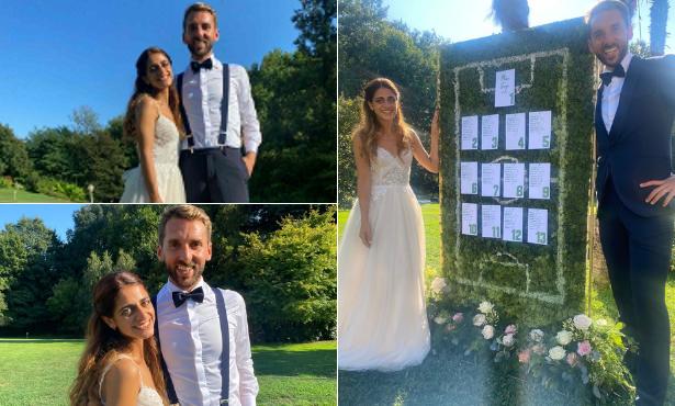 """NFO Ferno, il """"gol"""" più bello: Eugenio e Miriana oggi sposi"""