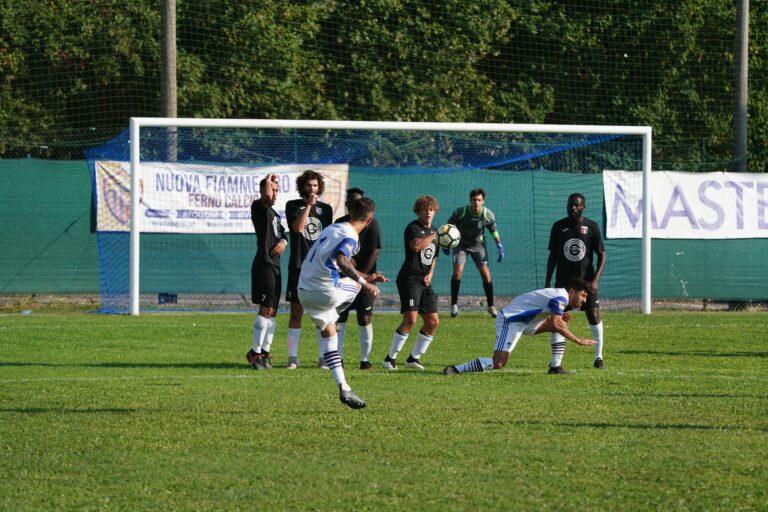 Coppa Lombardia: Ferno all'ultimo respiro, con l'Azzurra Mozzate è 3-3