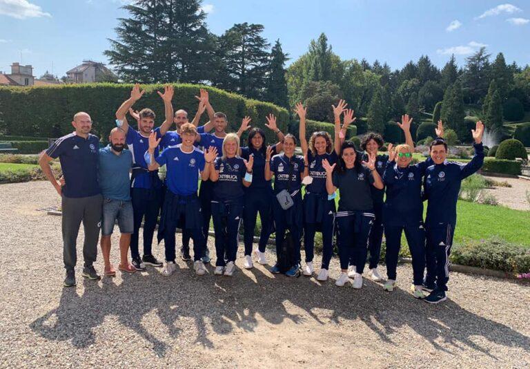 Varese ospita le nazionali sorde di basket e volley maschili e femminili