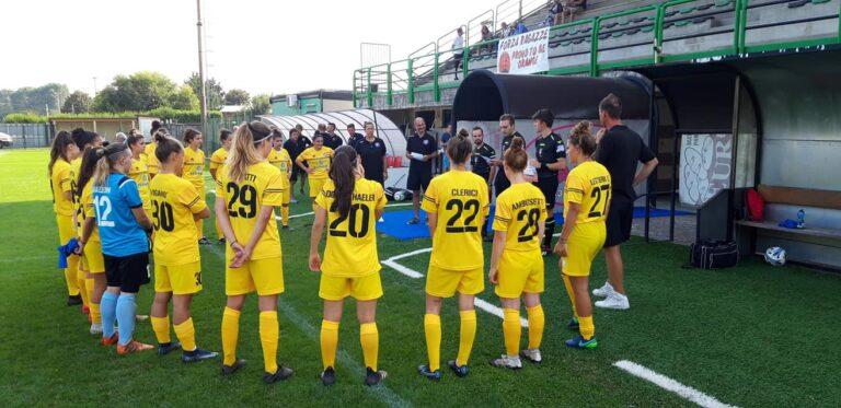 Coppa Italia – Ad Ivrea esordio vincente per la Solbiatese Azalee