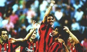 Il grande Milan di Marco Simone