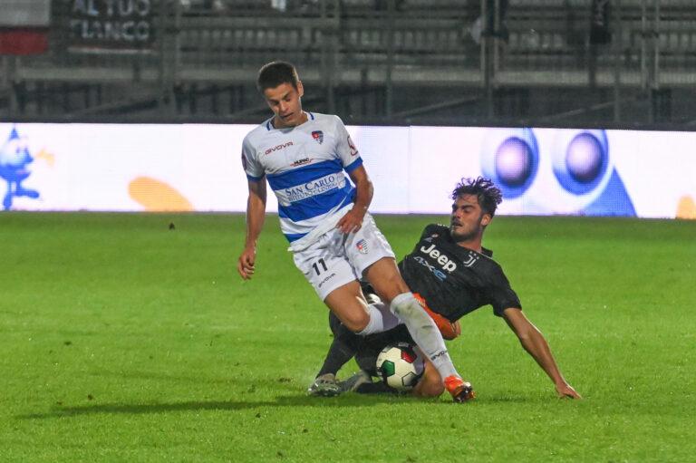 Pro Patria-Juventus U23 in FOTO